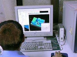 三次元CAD/CAM、3Dモデリング